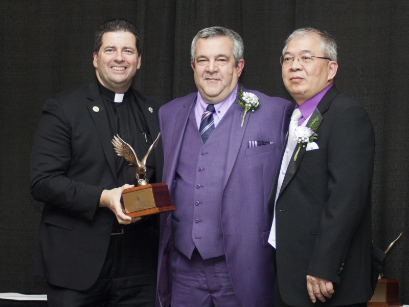 Community Leaders Honored at Niagara Universitys 27th Annual Business Banquet