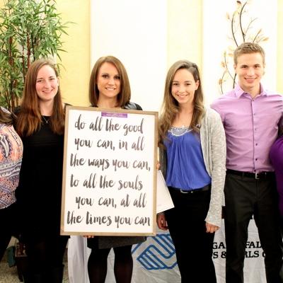 Niagara Plunge Service Program Honored by Niagara Falls Boys  Girls Club