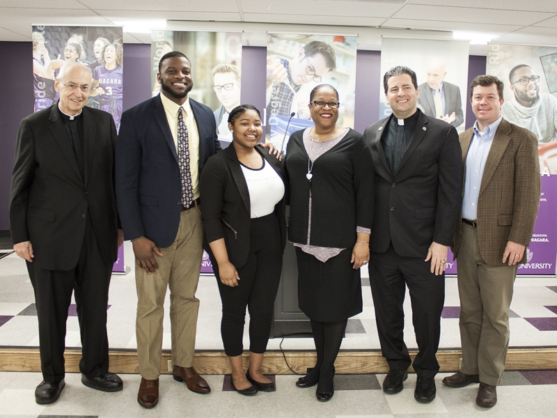 Niagara University Establishes Ostapenko Center for Race Equality and Mission