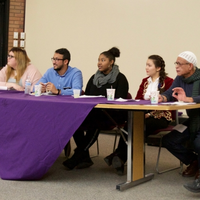 Niagara University Holds Panel Discussion on Diversity in Action